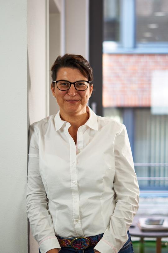 Stephanie Kluge ist Fachanwältin für Allgemeines Zivilrecht Insolvenzrecht für Verbraucher und (ehemals) Selbständige